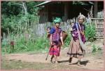 Pwo Karen Villagers
