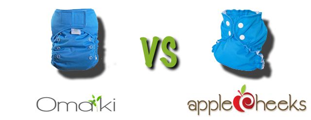 Omaiki Vs AppleCheeks